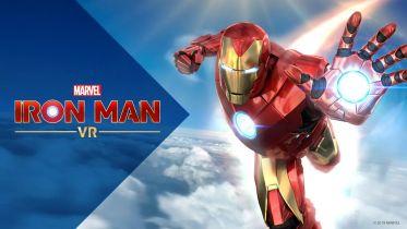 Marvel's Iron-Man VR z konkretną aktualizacją. Tryb New Game + i nowy poziom trudności