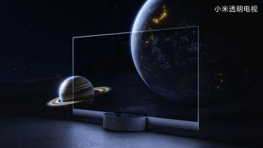 Xiaomi pokazało transparentny telewizor