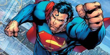 Superman jest silniejszy, niż myślicie. Jeśli trzeba, to przerzuci i... kwintyliony ton