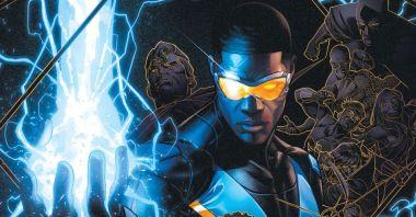 Nieznana historia uniwersum DC - opowiedzą Wam ją herosi o innych kolorach skóry