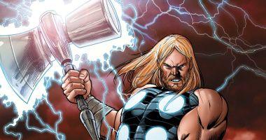 Marvel - ile ton podnosi Thor? To zależy od planety i... magicznego pasa