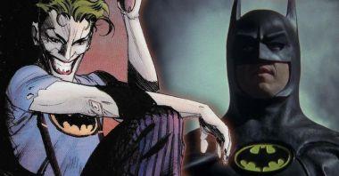 Komiksowy Joker ironicznie nawiązał do filmu Batman z 1989 roku
