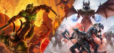 Doom Eternal i The Elder Scrolls Online trafią na PS5 i Xbox Series X