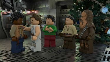 The Lego Star Wars Holiday Special - film animowany trafi na Disney+