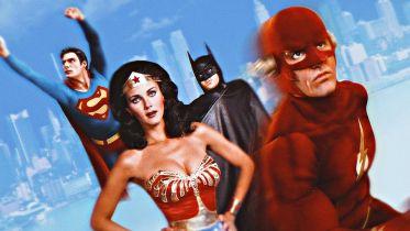 Liga Sprawiedliwości - Keaton i Reeve w fanowskim zwiastunie wersji retro