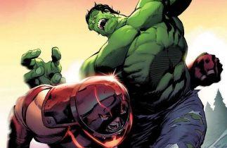 Hulk pójdzie na noże z Juggernautem. Let's get ready to rumble!