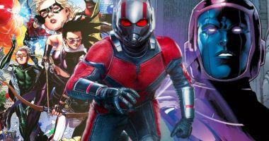 Ant-Man 3 będzie ogromnym widowiskiem? Bohaterowie otrzymają nowe kostiumy