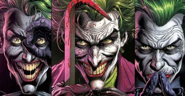 Batman: Trzech Jokerów - Książę Zbrodni wraca do... żony i syna?