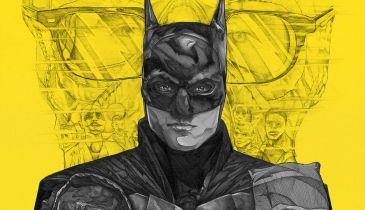 Batman - polski rysownik stworzył genialny plakat. Czapki z głów, panie Kubo!
