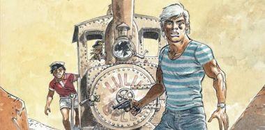 Bernard Prince. Tom 1 - recenzja komiksu