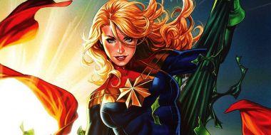Kapitan Marvel niedawno stała się jeszcze potężniejsza. Już nie jest - jej moc przejęła [SPOILER]