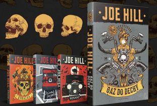 Gaz do dechy i inne - wygraj zestaw czterech książek Joe Hilla