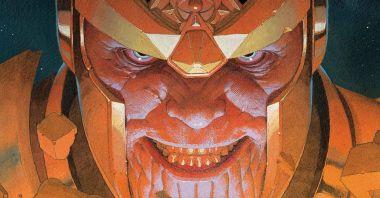 Marvel - Thanos w końcu wraca do komiksów! Idzie na wielką wojnę z Eternals