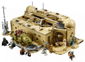 LEGO Star Wars - nadciąga klockowa kantyna Mos Eisley! Ogromny zestaw odtworzy kilka kultowych scen