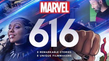 Marvel's 616 - zobacz zwiastun nowego serialu dokumentalnego platformy Disney+