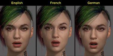 Cyberpunk 2077 – sztuczna inteligencja synchronizuje ruch ust z wypowiedziami bohaterów