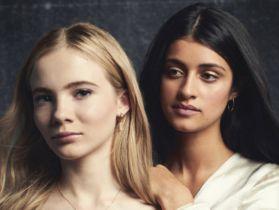 Wiedźmin: sezon 2. - Ciri i Yennefer nad wodospadami. Aktorki nagrywają wspólną scenę