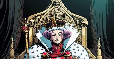 Marvel wskazał nową królową Wielkiej Brytanii. Elżbieta II ma zaskakującą następczynię