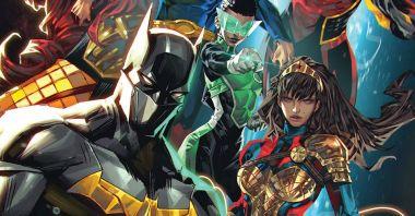 Liga Sprawiedliwości - córka Aquamana, tajemniczy Flash i inni. Oto nowy skład grupy