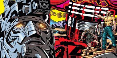 Przedwieczni - recenzja komiksu