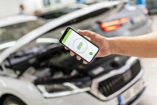 Aplikacja Skody wykryje usterkę słuchając naszego auta