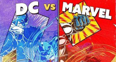 Slugfest - zobacz pierwszy odcinek serialu Quibi o rywalizacji DC i Marvela
