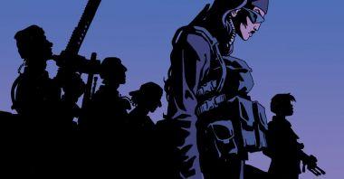 The Old Guard i New X-Men: zobacz plansze z komiksowych zapowiedzi