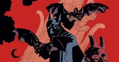 Uniwersum DC według Mike'a Mignoli - recenzja komiksu