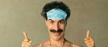 Borat 2 jednym z najczęściej oglądanych filmów 2020 roku na platformach VOD w USA