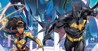 DC szokuje: czarnoskóry Batman, Wonder Woman z Brazylii i największa zmiana uniwersum w historii