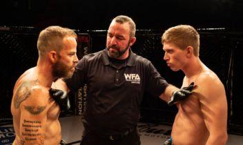 Embattled - zwiastun filmu. Ojciec kontra syn w walce MMA
