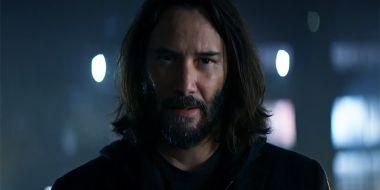 Cyberpunk 2077 - Keanu Reeves zaprasza do Night City. Zobacz spot z udziałem aktora