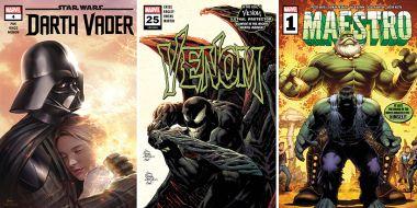 Najlepiej sprzedające się komiksy sierpnia w USA. Dlaczego na liście brakuje tytułów DC?