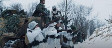 The Battle Of The Bulge: Winter War - zwiastun filmu wojennego Tomem Berengerem i Billym Zane'em