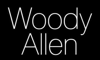 A propos niczego: przeczytaj fragment autobiografii Woody'ego Allena