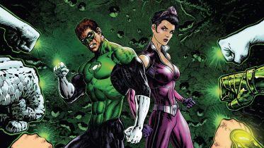 Green Lantern. Tom 2: Dzień, w którym spadły gwiazdy - recenzja komiksu