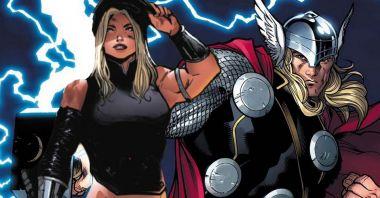 Marvel - oto córka Thora. Od razu wyjawiła, czy potrafi podnieść Mjolnir