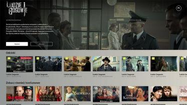 Platforma TVP VOD dostępna na inteligentnych telewizorach Philipsa