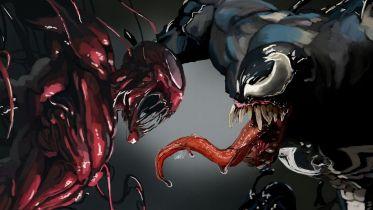 Venom 2 - stroje na Halloween ujawniają wygląd symbiontów. Jest nawiązanie do MCU?