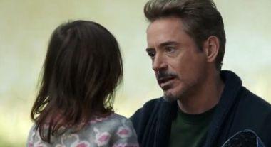 Filmowa córka Tony'ego Starka zaprezentowała swoją zbroję na Halloween