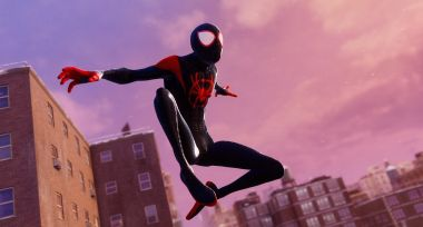 Marvel's Spider-Man: Miles Morales - fan odtworzył w grze scenę ze Spider-Man Uniwersum