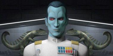 Gwiezdne Wojny - Benedict Cumberbatch jako Wielki Admirał Thrawn? Aktor komentuje