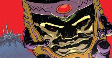 M.O.D.O.K. zobaczył... fragmenty prawdziwego serialu o sobie samym - przed premierą. Iron Man na ratunek