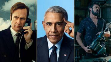 Better Call Saul, The Boys, Watchmen? O swoich ulubionych serialach opowiada... Barack Obama