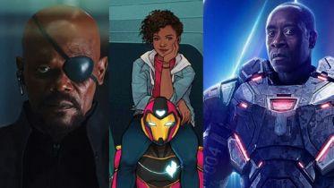 Tajna Inwazja jako serial MCU! Marvel zapowiedział również 3 inne projekty Disney+