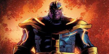 Thanos. Tom 1 - recenzja komiksu