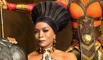 Czarna Pantera - Angela Bassett komentuje decyzję o braku recastu T'Challi
