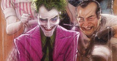 Joker. Zabójczy uśmiech - recenzja komiksu