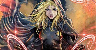 Czy to najpotężniejsza Kapitan Marvel w historii? Jej ładowarką jest... Mjolnir