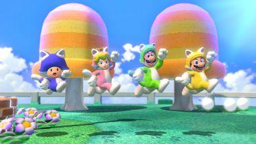 Super Mario 3D World + Bowser's Fury z efektownym zwiastunem. Zapowiedziano też nowy kolor Nintendo Switch